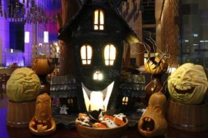 Halloween Themed Seafood Souq @ Anise