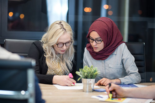 Why every entrepreneur should have a business mentor. Article by Women @Work, Dubai