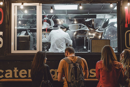 "Article by Virtuzone ""How to start a food truck business in Dubai"""