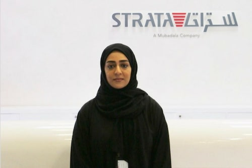 Creating an inclusive workplace through flexible working at Strata Manufacturing in Al Ain