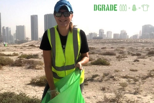 Emma Barber - Practical Solution to Plastic Pollution with DGrade