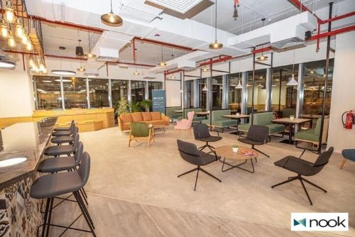 Coworking spaces are thriving in Dubai - Nook JLT